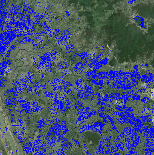 Flood mapping with sentinel 2 in the earth engine